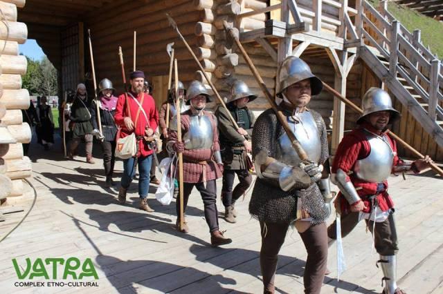 festivalul medieval vatra