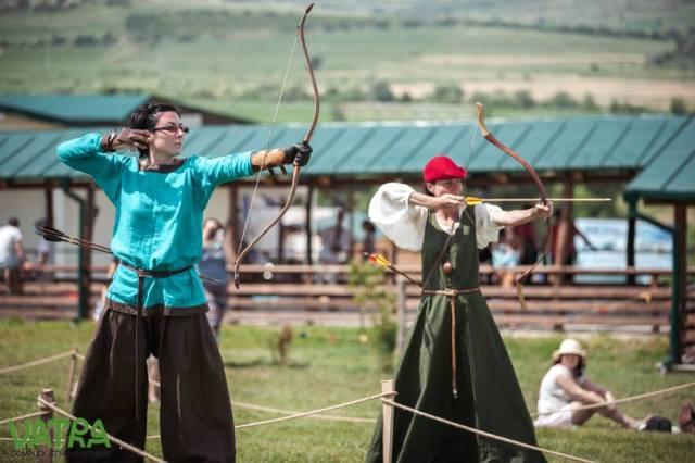 vatra festivalul medieval