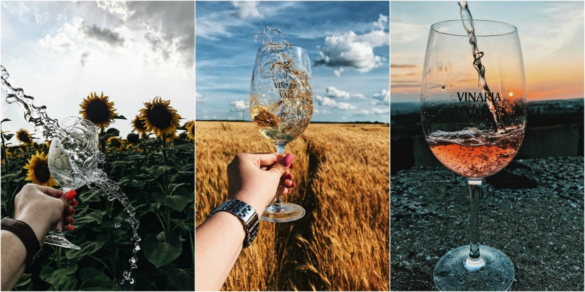 Paharele de vin și creativitatea
